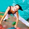 Затяжной прыжок: где позаниматься на спортивном батуте в Петербурге