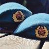 Набекрень береты голубого цвета: День ВДВ в Петербурге