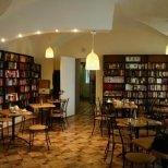 Арт-клуб «Книги и кофе»