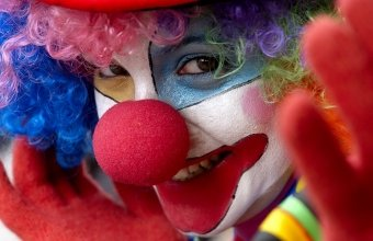 Глазами клоуна