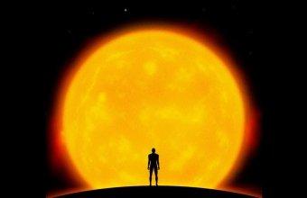 Человек солнечный