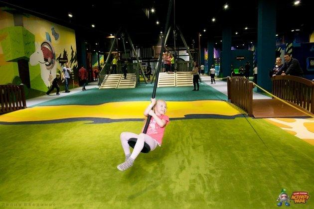 Семейный парк активного отдыха JOKI-JOYA в Питерлэнде
