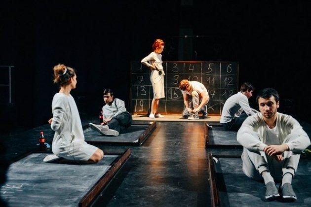 Театр post. Премьера спектакля «ПОЛЕ»