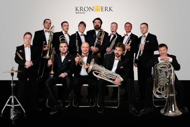 Концерт ансамбля «Кронверк-Брасс»