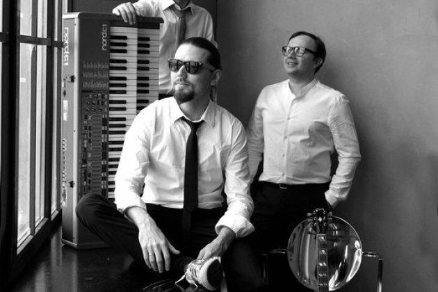 Концерт Red Organic Trio