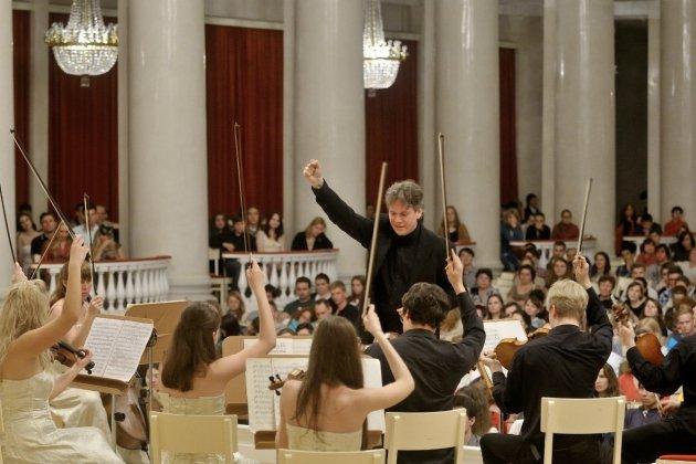 Концерт «От Баха до Оффенбаха»