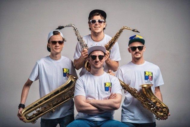 Концерт ансамбля «2x2 Saxophone Quartet»