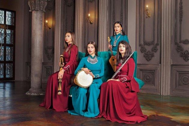 Концерт ансамбля «Арагви»