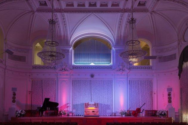 Концерт «Орган vs фортепиано»