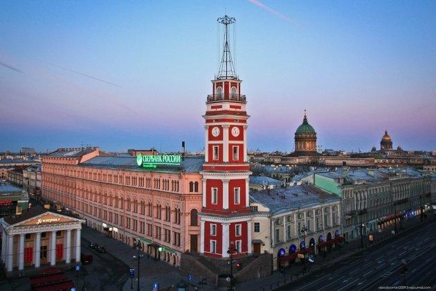 Петербург вошел в число самых дешевых европейских городов