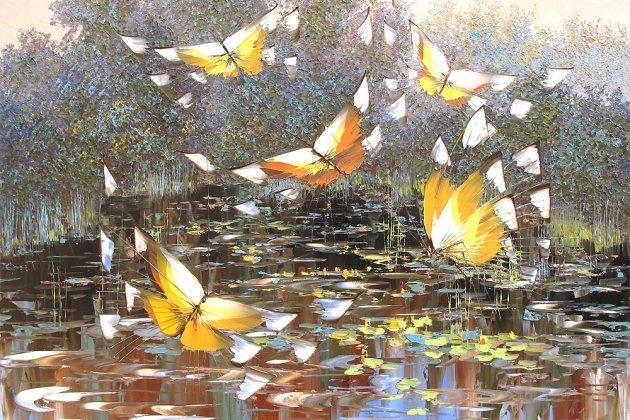 В Санкт-Петербурге пройдет III Международная ярмарка современного искусства