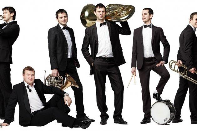 Концерт ансамбля духовых инструментов «Olympic Brass»