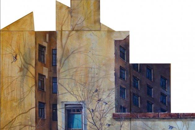 Персональная выставка Динары Нуримовой «Уравновешенное состояние»