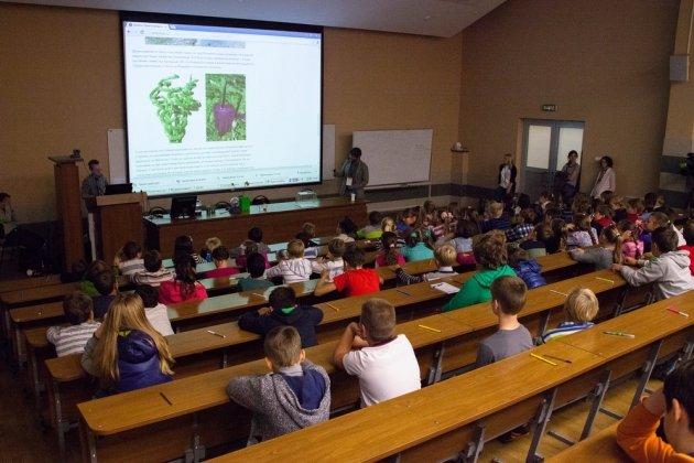 Лекция «Зачем быть добрым?» от Университета детей