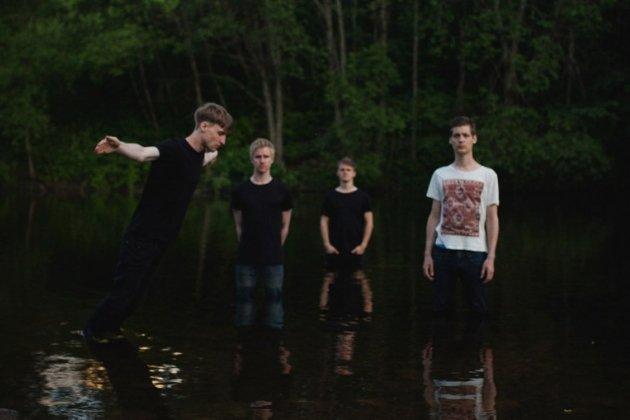 Концерт группы Mothman (Норвегия)