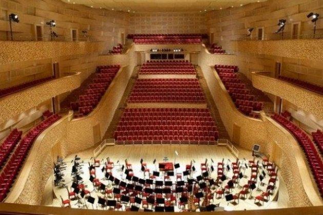 Концерт «Оркестр Мариинского театра и солисты Дома музыки»