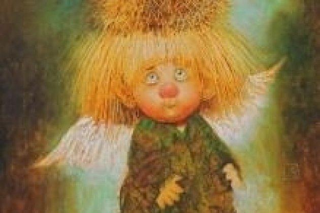 Выставка «Солнечные ангелы Галины Чувиляевой»