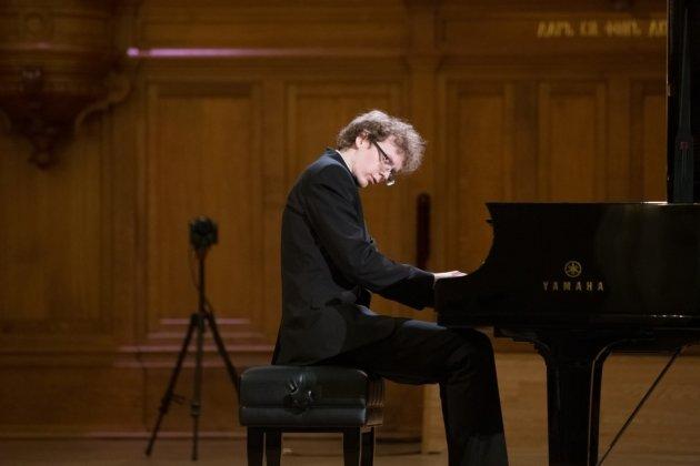 Фортепианный концерт Сергея Редькина