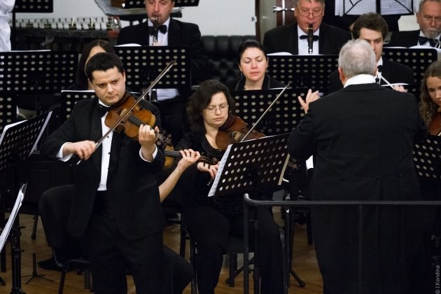 Концерт Санкт-Петербургского Государственного Академического симфонического оркестра
