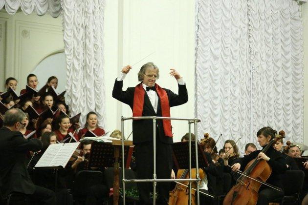 Концерт симфонического оркестра «Классика»