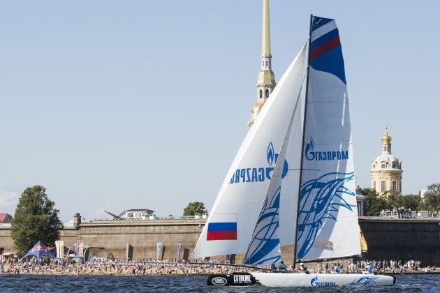 Парусные гонки «Extreme Sailing Series»