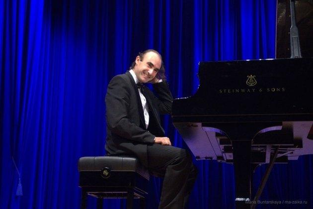 Концерт «Виртуозы на Bechstein-вечерах»