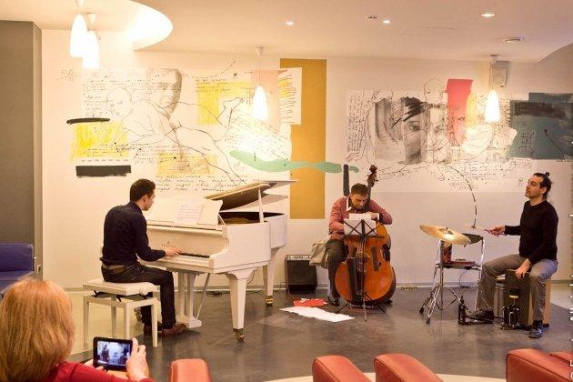 Концерт Джаз-трио «Добрый вечер»