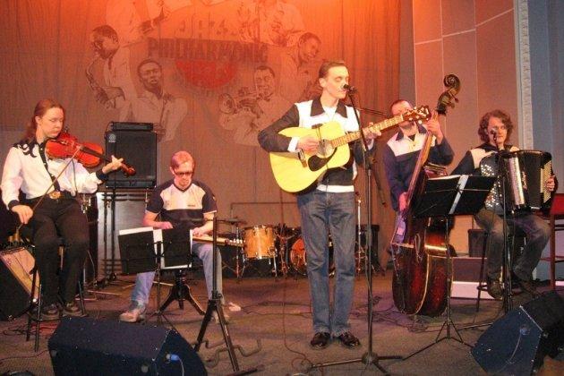 Джазовый концерт «Country music»