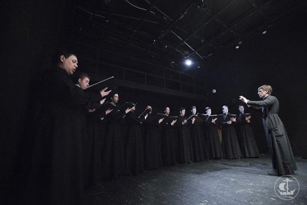 Концерт хоровой музыки «Любовь святая»