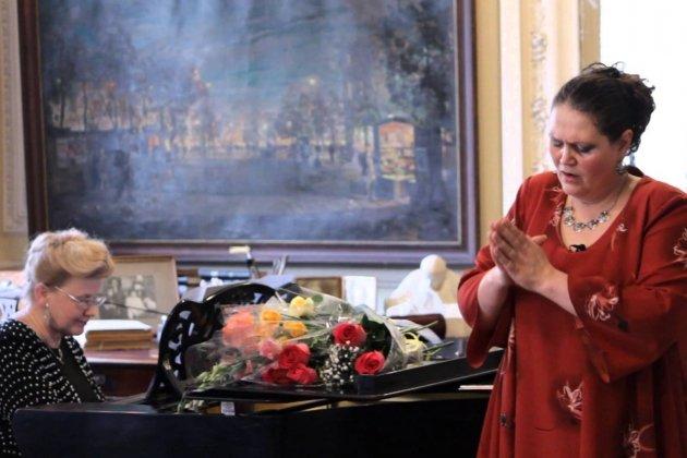 Концерт вокальных произведений Дмитрия Шостаковича