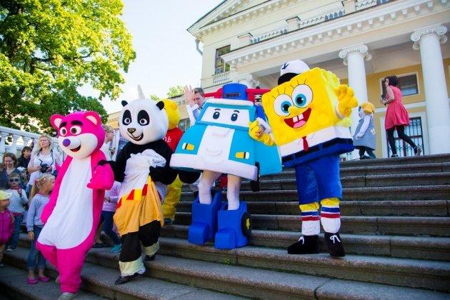 IV Фестиваль ростовых кукол «Союз Мультфильмов»