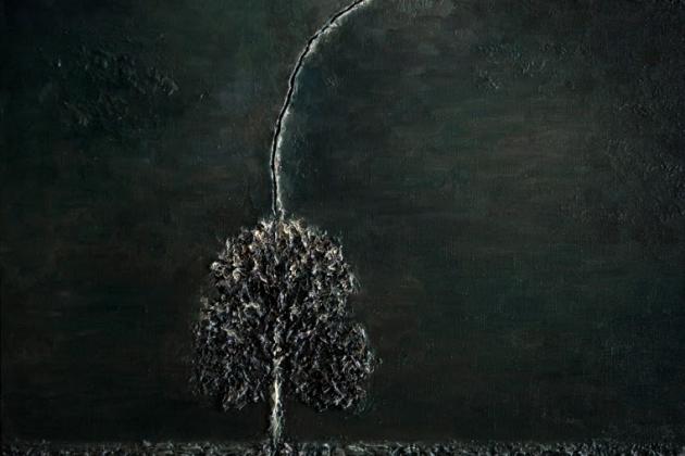 Персональная выставка Михаила Кабан-Петрова «Разлом»