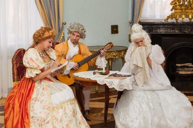 Театрализованная экскурсия «Светская жизнь в особняках»