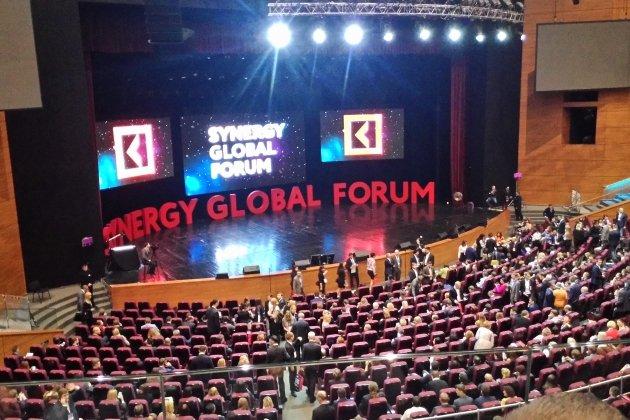 Глобальный форум для глобального прорыва «Synergy Global Forum 2016»