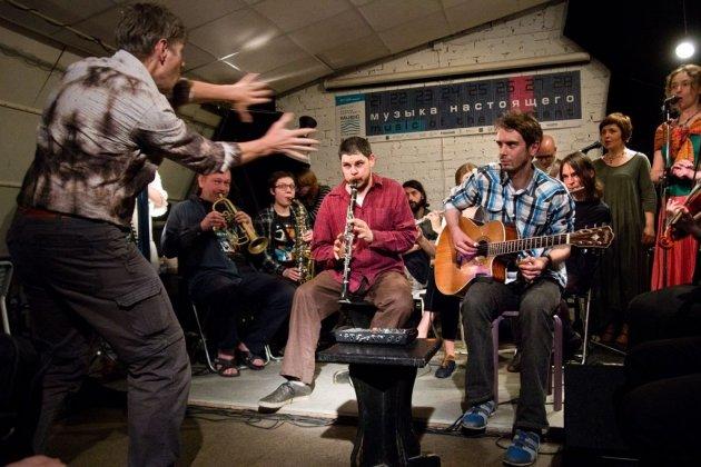 SOUND:ON. III-й Фестиваль Школы импровизационной музыки