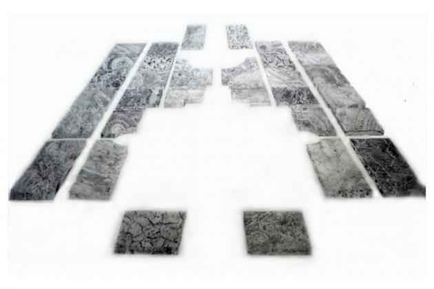 Выставка японской художницы Юмико Оно «Paper Empire»