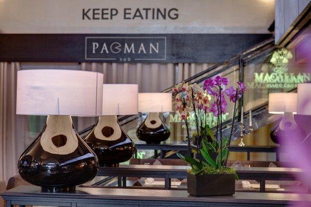 Ресторан «Pacman»