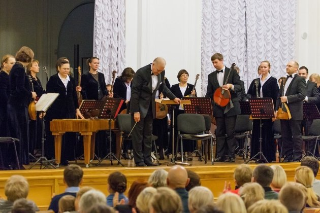 Крещенские вечера с Андреевским оркестром