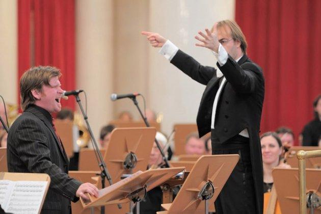 Концерт «Мариинский театр в гостях у Белого зала»
