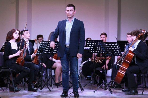 Концерт эстрадно-симфонического оркестра СПбПУ