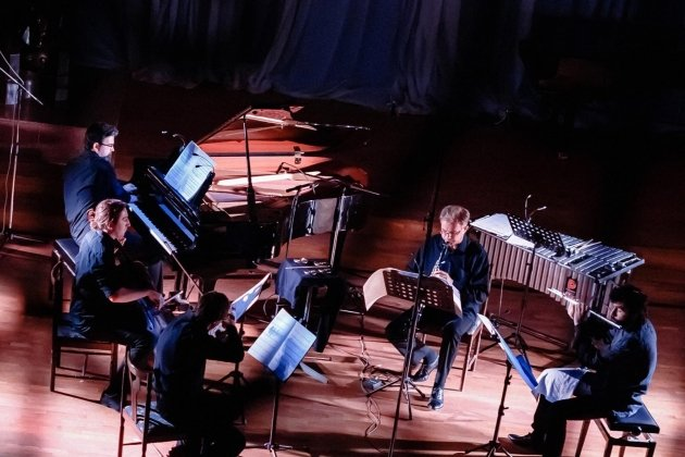 IV Международный фестиваль новой музыки reMusic: Московский ансамбль современной музыки
