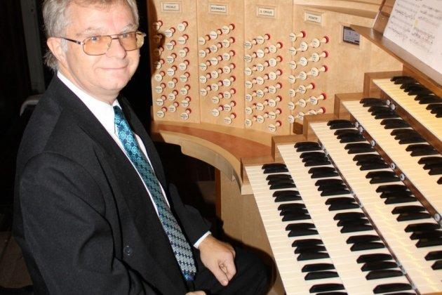 Концерт выдающегося российского органиста Алексея Шмитова