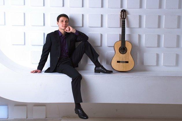 Концерт «Испанская гитара»