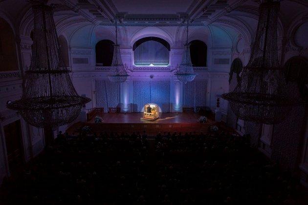 Концерт органной музыки «Европейское рождество»