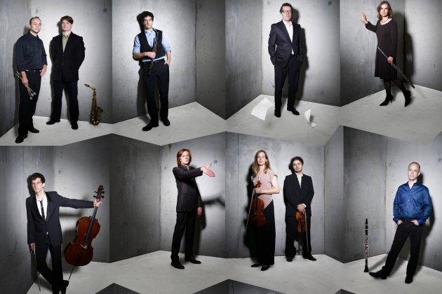 IV Международный фестиваль новой музыки reMusic: ensemble mosaik (Германия)