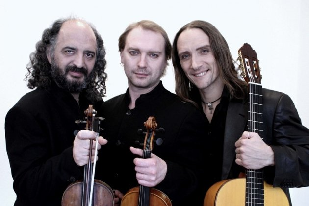 Концерт трио «Лойко»