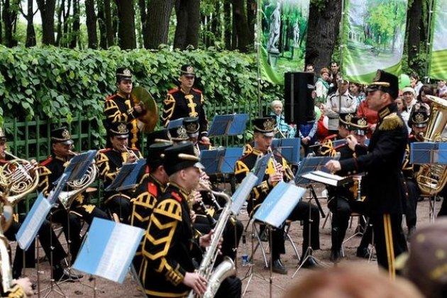 Марафон классической музыки в Летнем саду