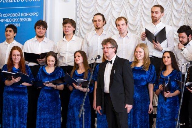Концерт-встреча молодежных хоров Штутгарта и Санкт-Петербурга
