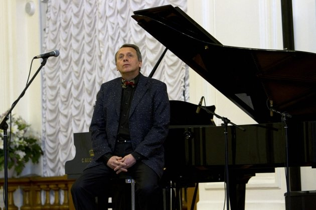 Концерт «Булгаков – Шнитке»