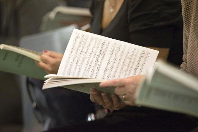 Гала-концерт фестиваля студенческих хоровых коллективов Санкт-Петербурга